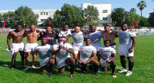 Nigerian Rugby Team In Group B For 2016 Olympic Qualifiers