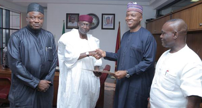Senate Receives Second Batch of Ministerial Nominees' List
