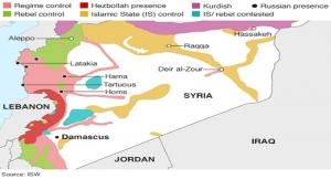 syria-russia conflict