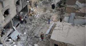 Syrian Negotiator, Mohammed Alloosh