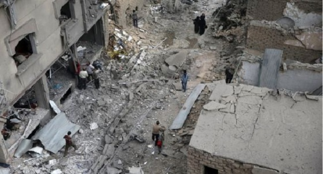Leaders Make Progress In Talks On Syrian Conflict