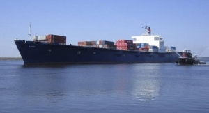 Cross River shipping line