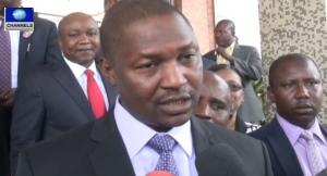 EFCC, Abubakar Malami, Desmond Nunugwo