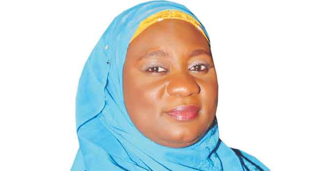 Amina-Sani-Bello-Niger-first-lady