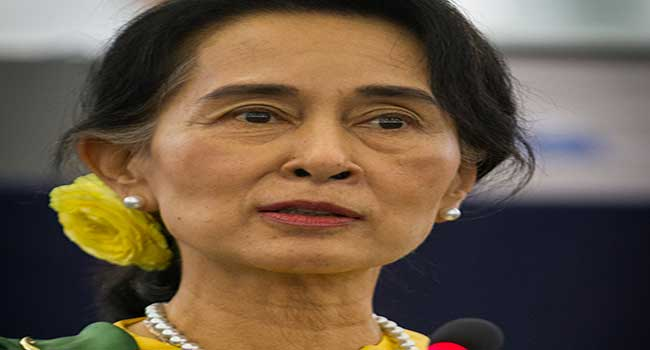 Suu Kyi To Run Myanmar Foreign Ministry