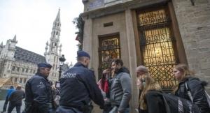 Brussels Terror Alert