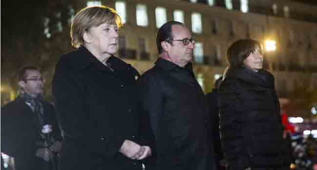 Islamic State: Merkel Vows Germany Will Do More To Fight Extremists