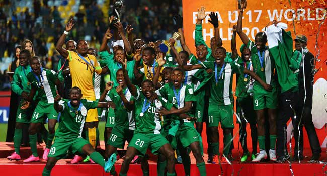 Nigeria Golden Eaglets To Begin Training On May 8