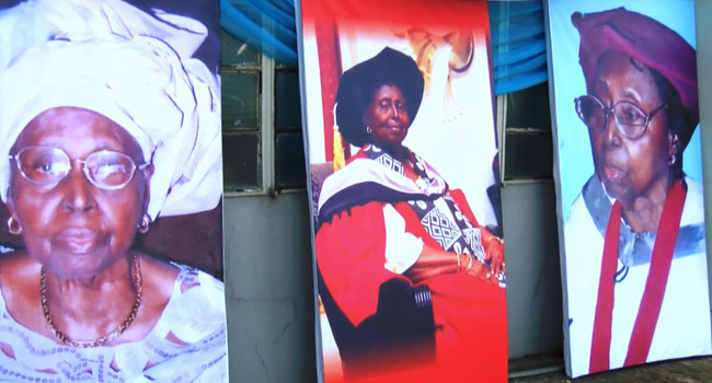 H.I.D. Awolowo Laid To Rest