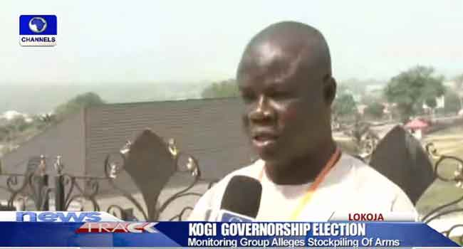 Kogi Election: Monitoring Group Alleges Movement Of Arms