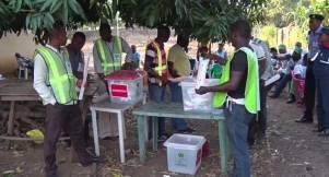 Estako By-election, Edo, INEC