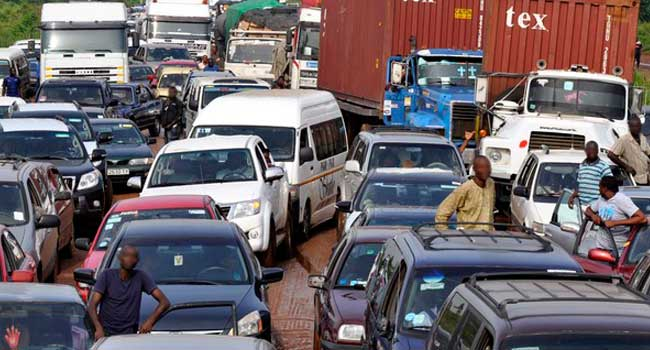 Five Killed In Accident Along Lagos-Ibadan Expressway