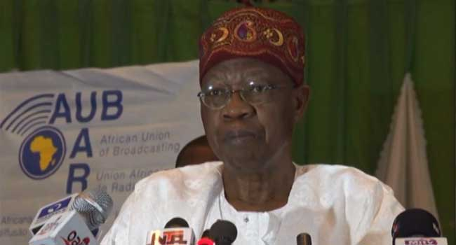 FG Challenges African Media On Quality Content