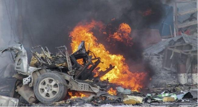 Al-Shabab Bomb Attack Kills 15 In Mogadishu Hotel