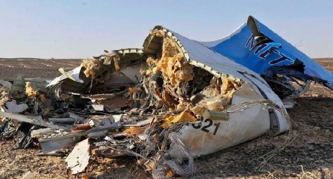 Egypt Dismisses ISIS Russian Plane Crash Claims