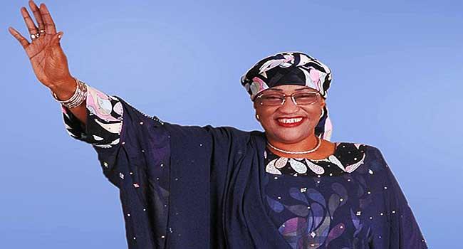 Senator Gbemisola Saraki Hails Alhassan's Victory