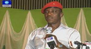 What Reps Told Sports Minister About 2016 Budget Spending