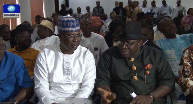 Governorship Aspirants Sign Peace Accord In Bayelsa