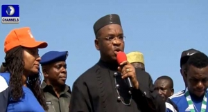 Governor Emmanuel Praises Akwa United's Victory