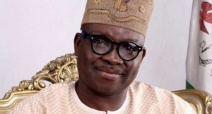 Ekiti State: Fayose Flags Off Distribution Of SBMC Learning Materials