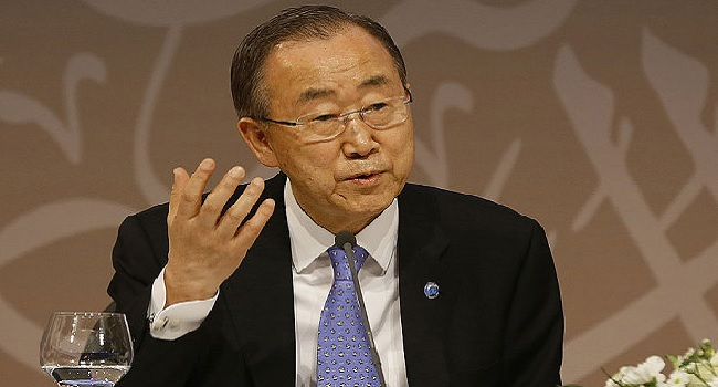 Ban Ki-moon Tasks Govt On Protection Of An Independent Press