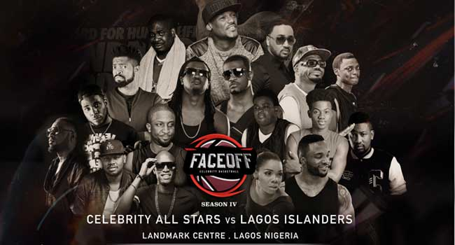 Face Off 2015: Nigerian Celebrities Set For Basketball Friendly