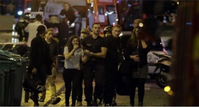 Death Toll In Paris Attacks Rises To 129