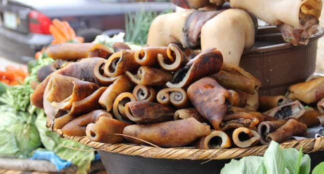 Ogun Govt. Confirms Existence Of Poisonous Ponmo In Markets