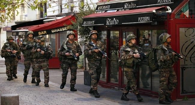 Two Dead In Raid Of Flat In St Denis