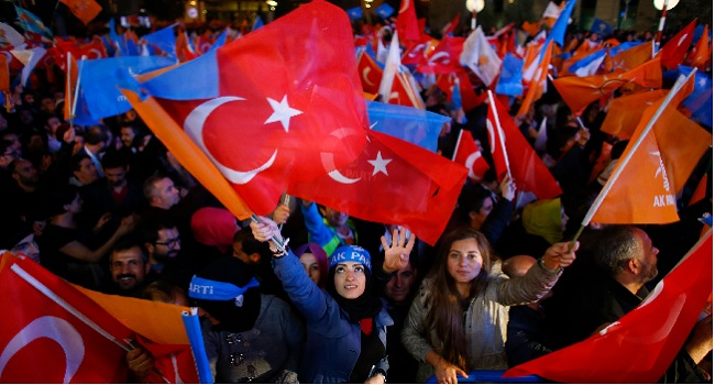Turkey Election: Ruling AKP Regains Victory