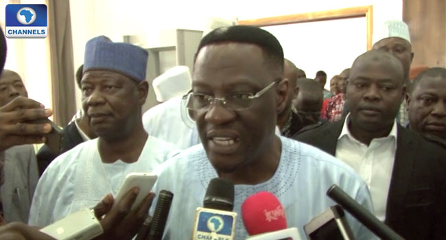 Kwara State Governor, Abdulfatah Ahmed, advocates restructure of Nigeria's education policy