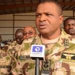 Sadique Abubakar, Bello Abubakar, Niger, Military