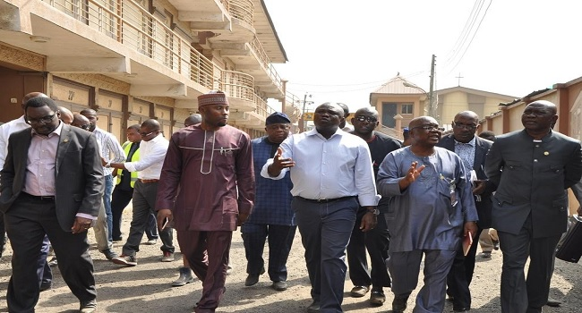Lagos State Re-opens Mile 12 Market