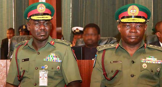 Boko Haram Deadline: Army Chiefs Hold Critical Meeting