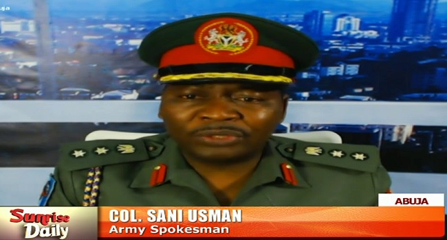 Nigerian Army Approves Retirement Of Some Senior Officers