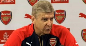 Arsenal Wenger Admits Top Four Finish Not Easy