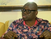 Women Protest Against Gov. Ayo Fayose