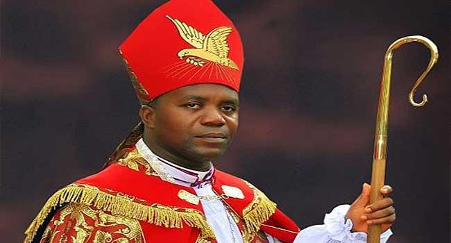 Anglican Bishop Asks Politicians To Shun Desperation