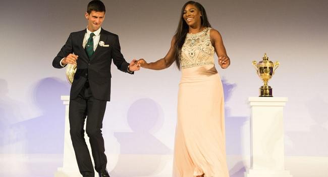 Australian Open: Serena, Djokovic Win In Melbourne