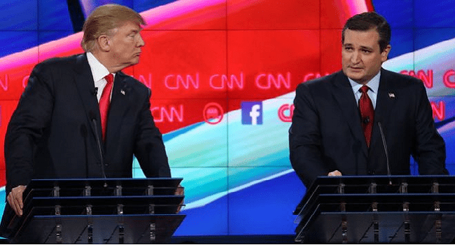 Republican Candidates Clash Over How To Counter ISIS