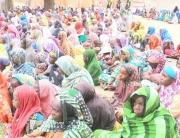 IDPs, Bama, Humanitarians, Borno