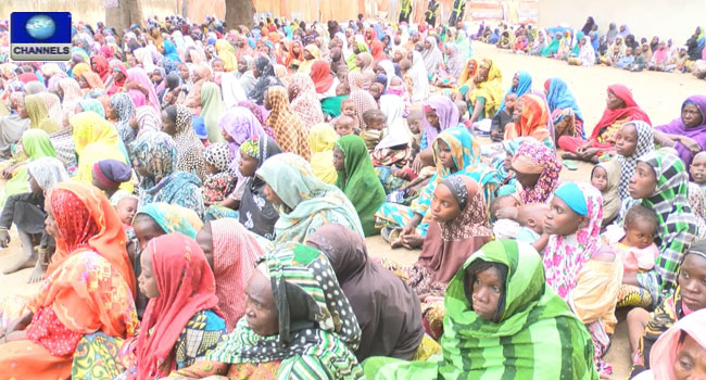 EFCC Acknowledges Corruption At IDPs Camp, Promises Transparency