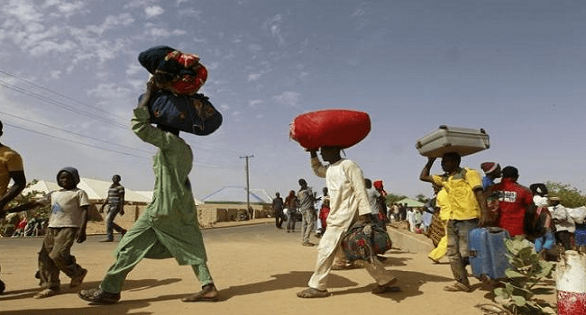 IDPs Seek Permanent Settlement In Yobe State