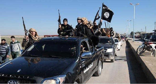 Islamic State Finance Chief 'Killed In Air Strikes'