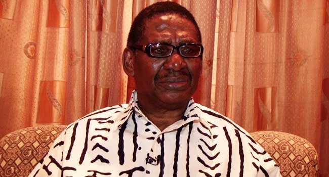 Desperation For Reelection Caused Latest Looting – Prof Sagay