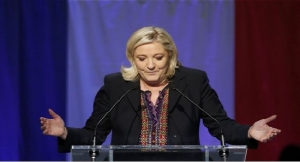 French FN Routed In Key Vote