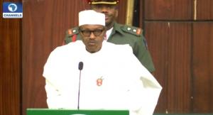 Muhammadu-Buhari-Budget-Presentation