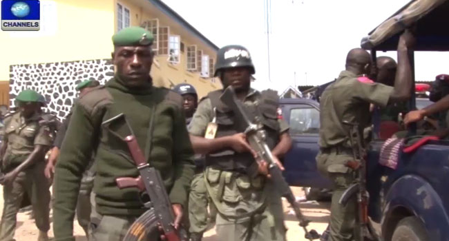 Police Parade Suspected Killer Herdsmen, Others In Benue