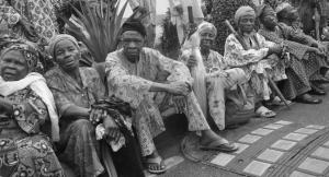 Pensioners, Nigeria, Diaspora