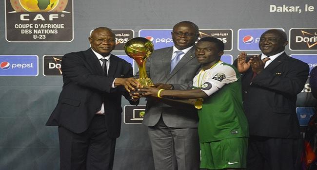 Okechukwu Named U-23 AFCON MVP